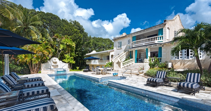 Grendon House, Sandy Lane, Barbados