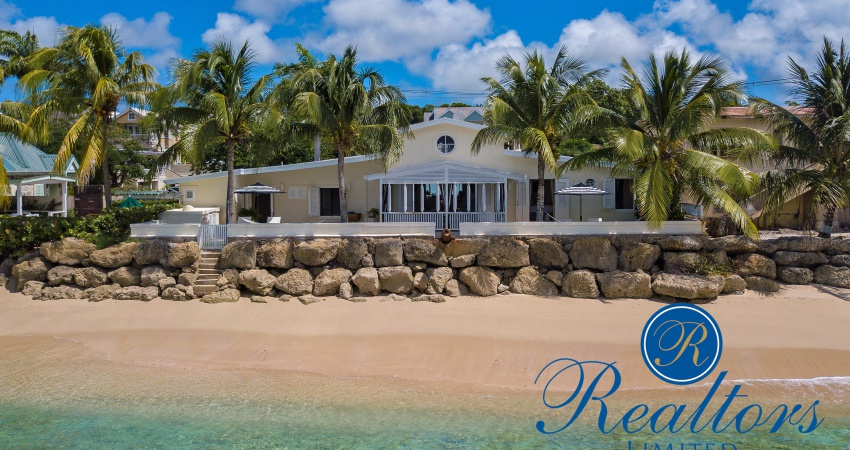 Little Good Harbour House, Beachfront, Barbados