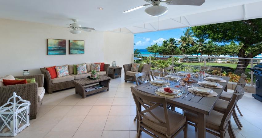 Palm Beach 204, Beachfront, Barbados