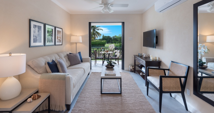 Clarence House One Bedroom, Jamestown Park, Barbados