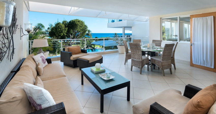 Palm Beach 408, Beachfront, Barbados