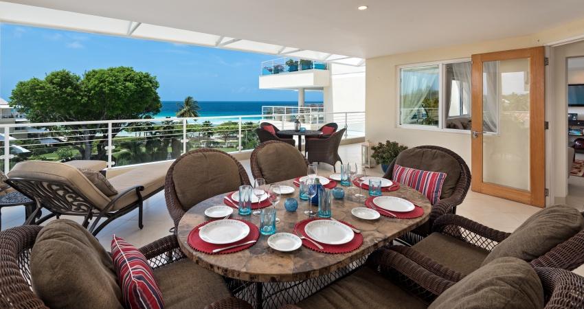 Palm Beach 509, Beachfront, Barbados
